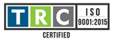 TRC ISO 9001 2015 Certified